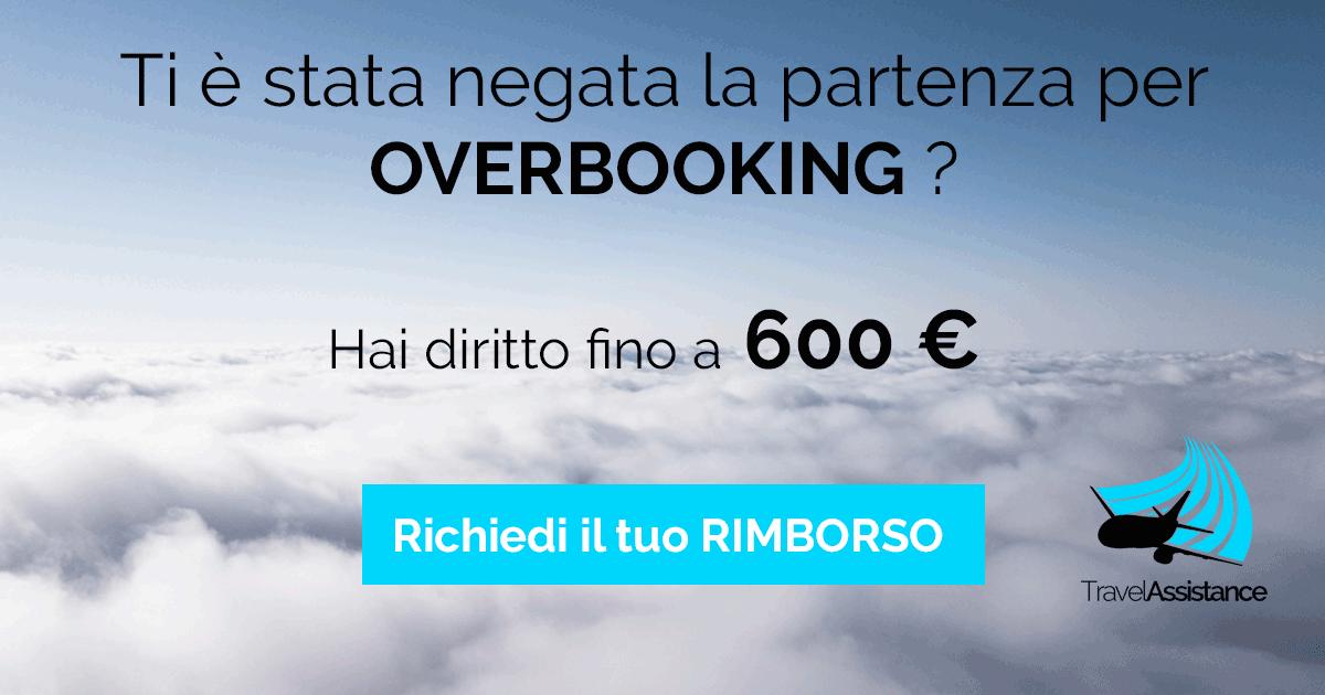 rimborso per overbooking - Travel Assistance