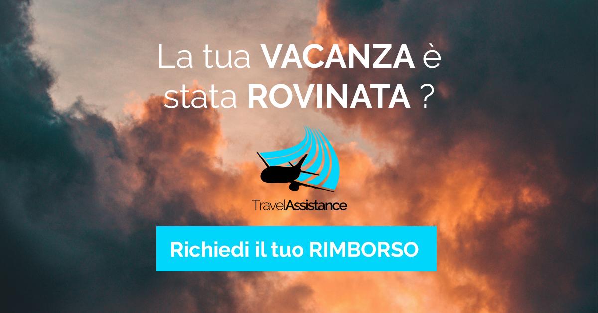 rimborso per vacanza rovinata - Travel Assistance
